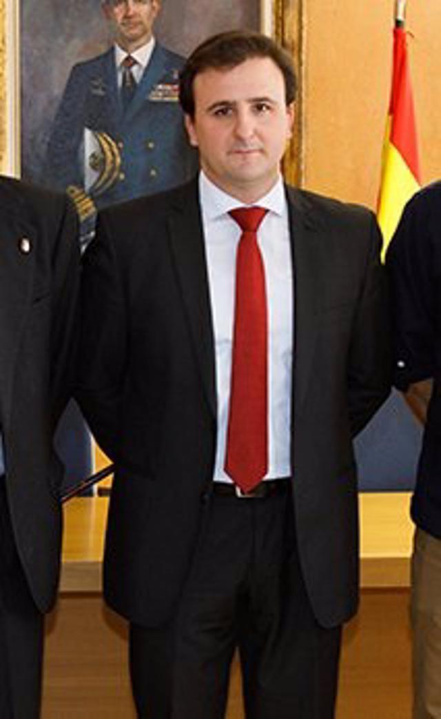Ángel Antonio Luengo, nuevo candidato para liderar el PSOE de Toledo
