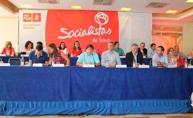 PSOE de Toledo ratifica la lista al Congreso Federal, liderada por Álvaro Gutiérrez