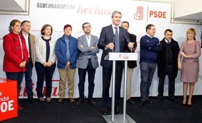 EL PSOE pide que el superávit de las entidades locales se destine a inversión, políticas sociales y de empleo