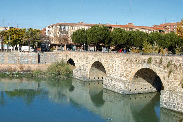 Puente Viejo de Talavera | Foto: Turismo de Talavera