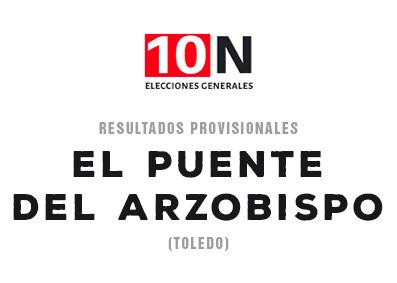 ESPECIAL 10-N | El PP logra la victoria en El Puente del Arzobispo