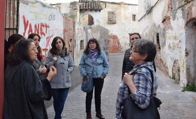 Presentan una moción para mejorar el barrio de Puerta de Cuartos