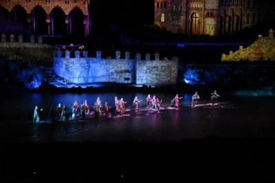 CULTURA | 'El Sueño de Toledo' de Puy du Fou España vuelve con un homenaje a los sanitarios