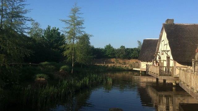 El agua y la naturaleza, elementos fundamentales de Puy du Fou Toledo
