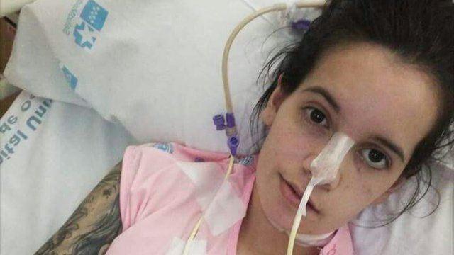 La joven talavera Lucía Monroy será tratada en la sanidad pública