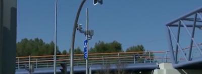El radar de tramo de la A-5 sanciona a 332 conductores al día