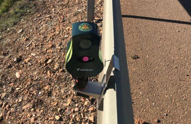 TALAVERA Y COMARCA | Se intensifican los controles de velocidad con radar