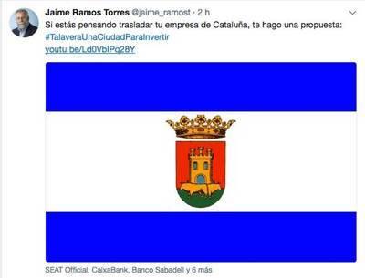 Ramos ofrece Talavera,