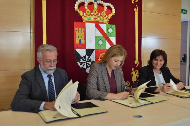 Ramos renueva el convenio con la UCLM para informar de los niveles de polen