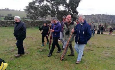 Jaime Ramos asiste a la romería y a la misa de Santa Apolonia