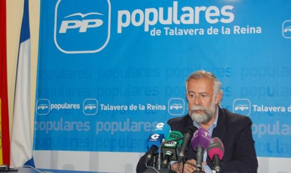 Talavera tiene 183 nuevas empresas y un 22% menos de paro, según Ramos
