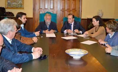 Ramos pide la intervención de Gregorio para impulsar el 'Decálogo por Talavera'