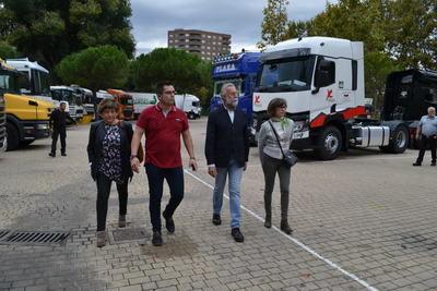Inaugurada la II Concentración Nacional de Camiones de Talavera