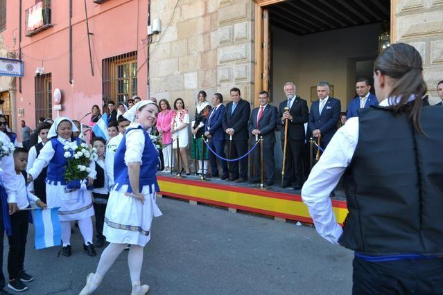 Destacan la unión de Talavera y su comarca en las Mondas