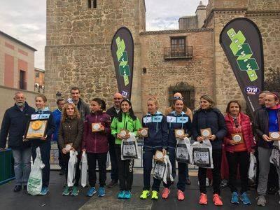 Gran participación en la XXIV Vuelta al Casco Antiguo de Talavera