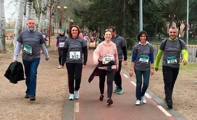 Jaime Ramos participa en la III Carrera del Día Internacional de la Mujer