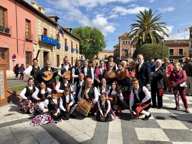 Talavera celebra el tradicional Pregón del Leño Florido que da inicio a las Mondas