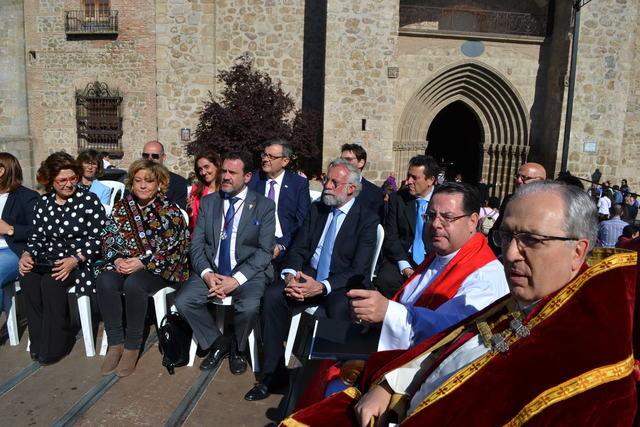 """Siete pueblos de la Comarca, reunidos para la multitudinaria procesión de """"La Pasión del Señor"""""""