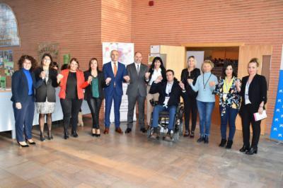 El futuro Registro de Enfermedades Raras de C-LM facilitará el desarrollo de políticas sanitarias específicas dirigidas a este colectivo