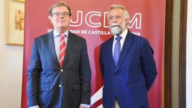 Hernando acusa al rector de la UCLM de