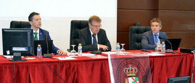 Ruiz Molina comunica al Consejo Social de la UCLM que la institución cerró 2017 con un déficit de 25 millones de euros