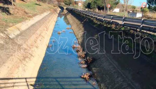 La CHT reducirá a menos de la mitad el agua disponible para los regantes del Alberche