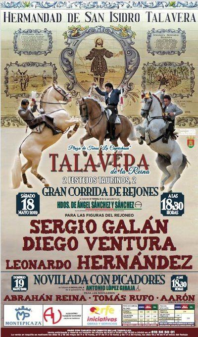 FERIA DE SAN ISIDRO | Fin de semana taurino con protagonismo talaverano
