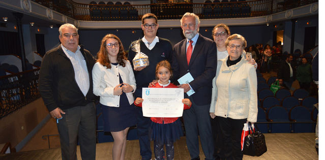 Dos alumnos del Clemente Palencia y Maristas, premiados en IV Certamen de relatos breves de Mondas