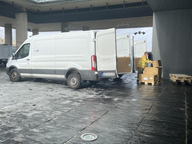 REPARTO DE MATERIAL | CLM distribuye más de 807.000 artículos de protección para sanitarios