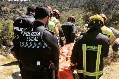 TOLEDO | Rescatan a una joven de 23 años