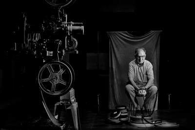 RETRATOS CON ALMA | Martín Piña, las manos que nos enseñaron el cine