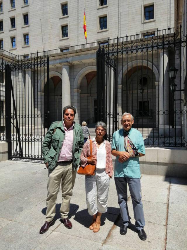 La ministra Teresa Ribera se compromete a cambiar la gestión del Tajo