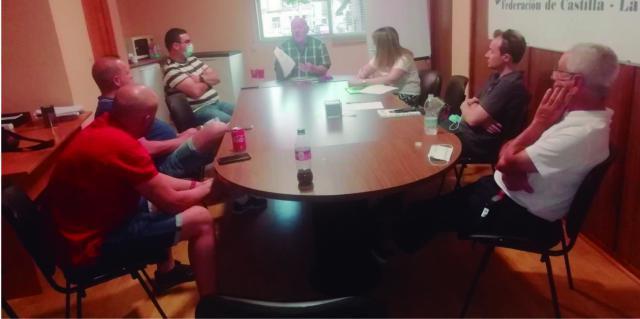 AUTOMOVILISMO | La territorial se reúne en Talavera