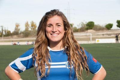 La capitana de la selección española de rugby, Isabel Rico, será una de las pregoneras