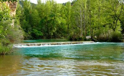 Nuevo susto tras la crecida del caudal del río Alberche