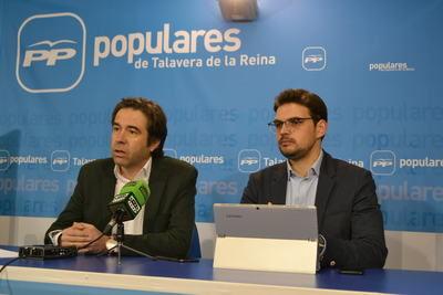 Robisco, en Talavera: