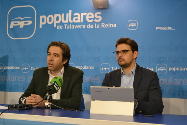 Robisco, en Talavera: 'con el PP la región tendrá un nuevo modelo en empleo, sanidad y educación'