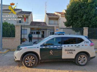 SUCESOS | Detenido por robo con violencia en una casa de un pueblo de Toledo