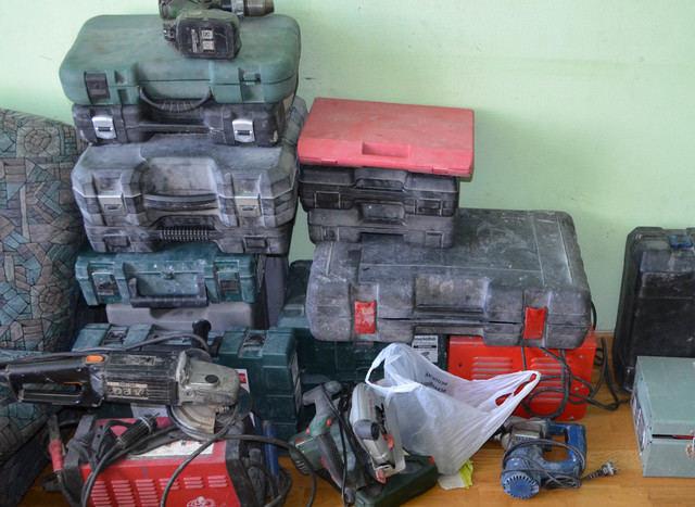 La Guardia Civil detiene a un hombre por robar herramientas valoradas en más de 10.000 euros