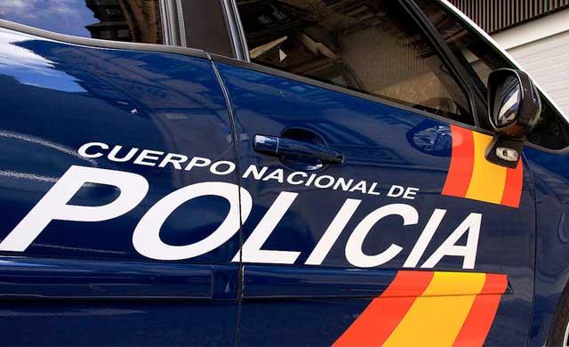 Detenido por robar maquinaria en un polígono industrial