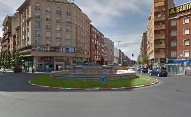 Nueva campaña en Talavera sobre cómo circular en las glorietas