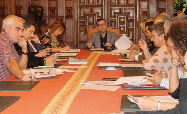 La Mesa General de Negociación avala la RPT de la Diputación