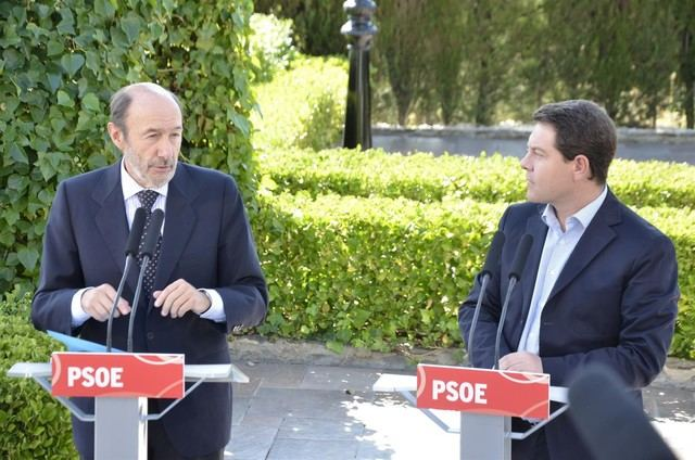 García-Page desea la