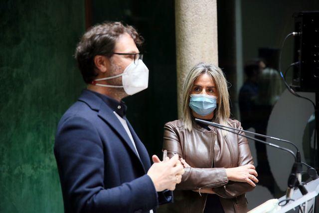 TOLEDO | La alcaldesa apuesta por el equilibrio residencial en el Casco