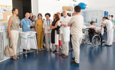 El modelo sanitario de CLM, referente para la sanidad de la Federación de Rusia