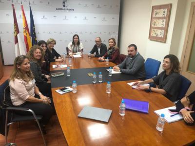 Las tres 'Rutas del Vino de Castilla-La Mancha' acuerdan acciones conjuntas