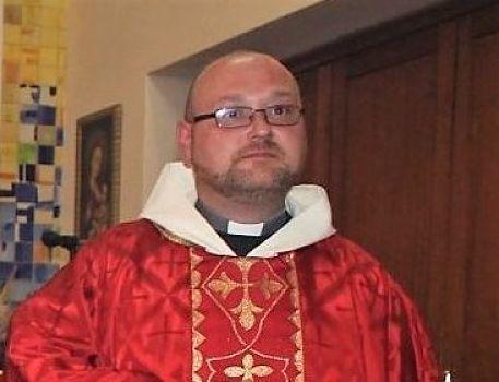 David Rodríguez Luna, párroco en Talavera de la Reina