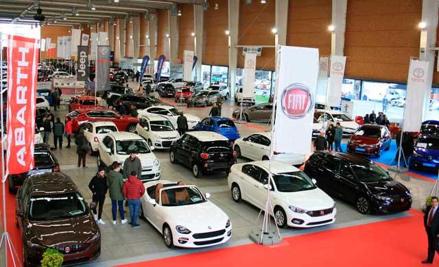 El 'Salón de la Automoción' de 2017 cierra con más de 400 vehículos expuestos