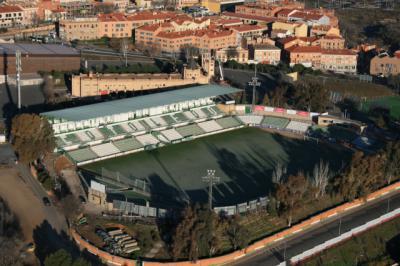 Ultras del RSD Alcalá agreden a aficionados del CD Toledo
