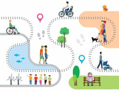 Investigadores de la UCLM elaboran la guía 'Hacia rutas saludables' dirigida a entidades locales